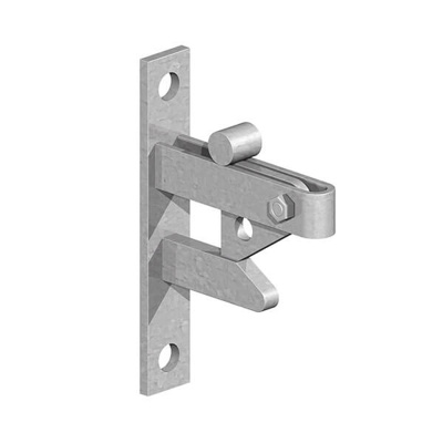 FG SELF-LOCKING GATE CATCHES | GALV