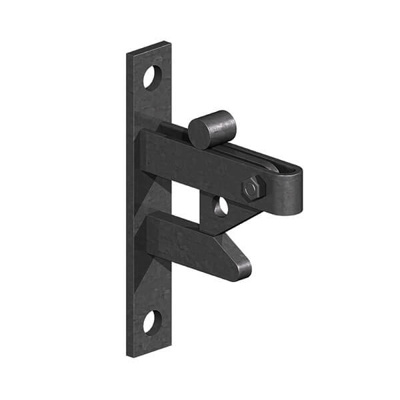 FG SELF-LOCKING GATE CATCHES | E/BLAC