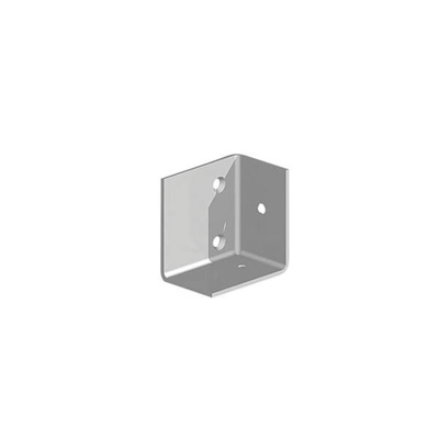 H/D ARRIS RAIL/ CORNER BRACKET | 3MM STEEL GALV