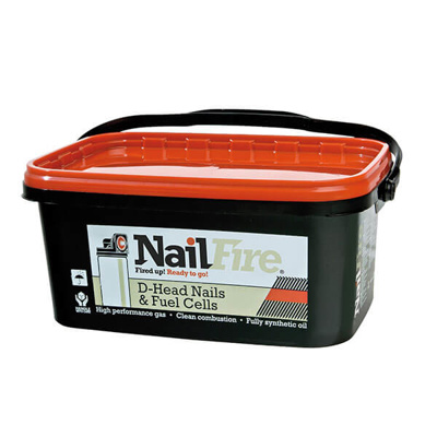 NAILFIRE HANDIPK RING NLS-1000 | 65X2.9MM E/GLV TUB 1000
