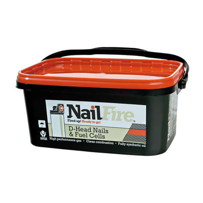 NAILFIRE HDIPK SMOOTH NLS-1000 | 90X3.1MM E/GLV TUB 1000