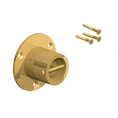 FM ROPE END - PACK OF 2 | 28MM ROPE BRASS
